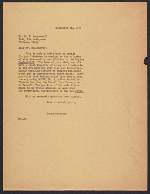 G. J. Hoogewerff, Florence, Italy letter to Erwin Panofsky