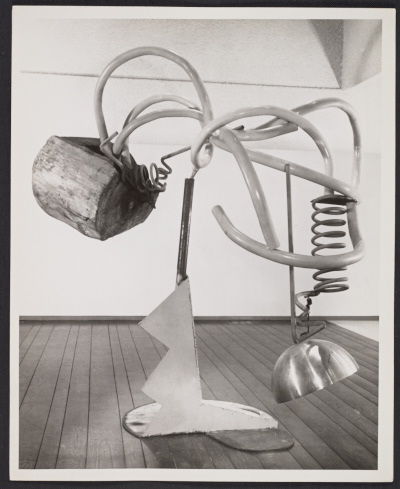 Mark di Suvero, Washingtons Boing, 1965