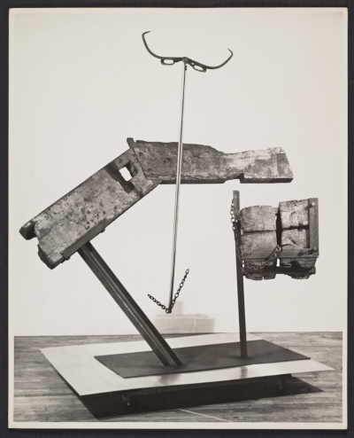 Mark di Suvero, New York Dawn