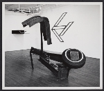 Mark di Suvero, BLT, 1966