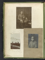 [Waldo Peirce photograph album cover verso 3]