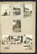 [Waldo Peirce photograph album page 6]