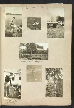 [Waldo Peirce photograph album page 8]