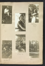 [Waldo Peirce photograph album page 12]