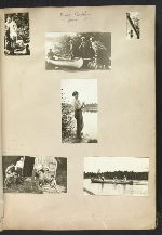 [Waldo Peirce photograph album page 14]