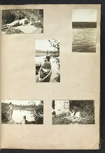 [Waldo Peirce photograph album page 16]