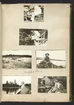 [Waldo Peirce photograph album page 24]