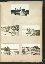 [Waldo Peirce photograph album page 26]