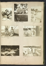 [Waldo Peirce photograph album page 28]