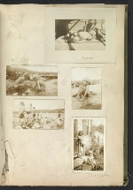 [Waldo Peirce photograph album page 38]