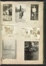 [Waldo Peirce photograph album page 40]