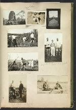 [Waldo Peirce photograph album page 46]