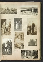 [Waldo Peirce photograph album page 48]