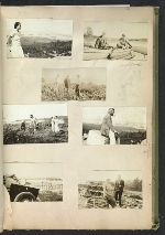 [Waldo Peirce photograph album page 50]