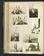 [Waldo Peirce photograph album page 51]