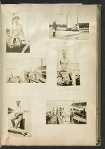 [Waldo Peirce photograph album page 54]