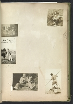 [Waldo Peirce photograph album page 62]