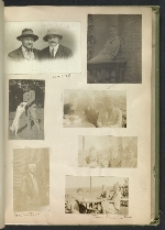 [Waldo Peirce photograph album page 66]