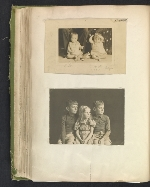 [Waldo Peirce photograph album page 71]