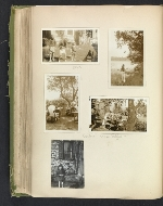 [Waldo Peirce photograph album page 75]