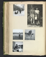 [Waldo Peirce photograph album page 77]