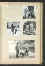 [Waldo Peirce photograph album page 80]