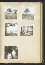 [Waldo Peirce photograph album page 84]