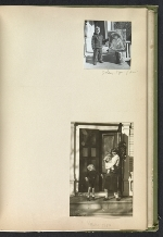 [Waldo Peirce photograph album page 86]