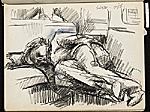 [James Penney's New York Sketchbook sketch 9]