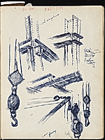 [James Penney's New York Sketchbook sketch 15]