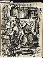 [James Penney's New York Sketchbook sketch 26]