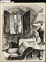 [James Penney's New York Sketchbook sketch 31]