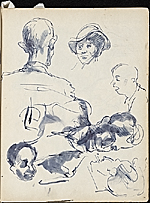 [James Penney's New York Sketchbook sketch 36]