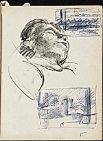 [James Penney's New York Sketchbook sketch 38]