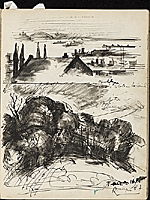 [James Penney's New York Sketchbook sketch 49]