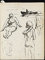 [James Penney's New York Sketchbook sketch 53]