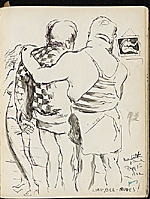 [James Penney's New York Sketchbook sketch 55]