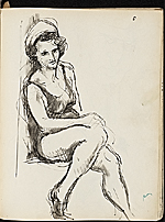 [James Penney's New York Sketchbook sketch 59]