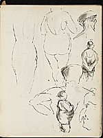[James Penney's New York Sketchbook sketch 61]