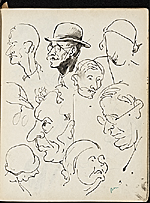 [James Penney's New York Sketchbook sketch 65]