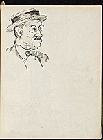 [James Penney's New York Sketchbook sketch 67]