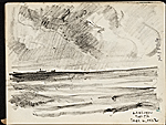 [James Penney's New York Sketchbook sketch 70]