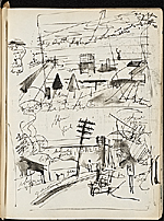 [James Penney's New York Sketchbook sketch 73]