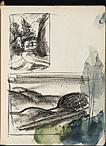 [James Penney's New York Sketchbook sketch 79]