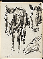 [James Penney's New York Sketchbook sketch 83]