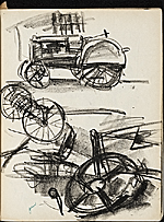 [James Penney's New York Sketchbook sketch 86]