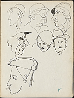 [James Penney's New York Sketchbook sketch 96]