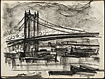 [James Penney's New York Sketchbook sketch 97]