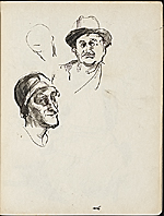[James Penney's New York Sketchbook sketch 102]
