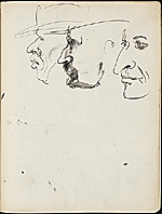 [James Penney's New York Sketchbook sketch 104]